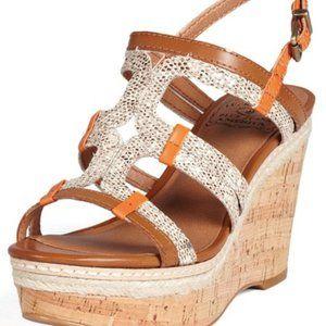 Lucky Brand Keena Wedge Sandal